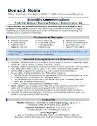 Outstanding Cv Examples – Armni.co