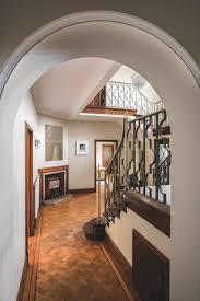 Inside an original art deco house