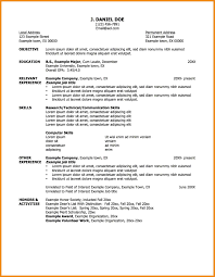How To Create A Good Resume how to make a great resume art resume examples 56