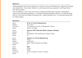 Best Resume Format For Job Student Resume Format Final Year Engineering For Students Template 53