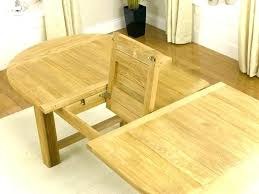 round oak extendable dining table and chairs round oak extending dining table small kitchen hudson round