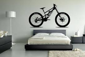 image is loading canyon torque mtb downhill mountain bike wall art  on downhill mountain bike wall art with canyon torque mtb downhill mountain bike wall art vinyl decal