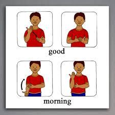Children In Spanish Sign Language Alphabet Sign Language