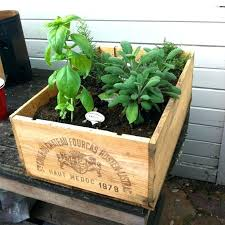 deck garden box. Building An Herb Garden Box Planter Boxes For Deck Elevated Y