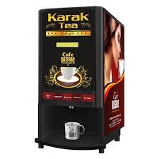 Tea Coffee Vending Machine Magnificent Fully Automatic Coffee Vending Machine Cafe Desire Medium