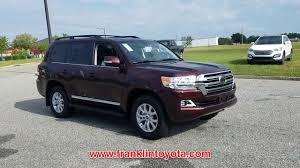 2018 toyota landcruiser sahara. NEW 2018 TOYOTA LAND CRUISER 4WD At Franklin Toyota New 48080 Landcruiser Sahara