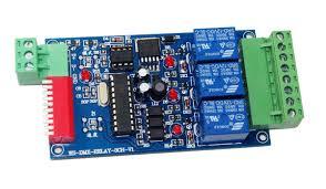 <b>free shipping 1 pcs</b> DC12V 10A*3 channel dmx512 relays 3CH ...