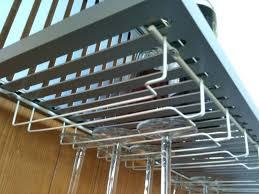 hanging glass rack for bar info wood hanging glass rack