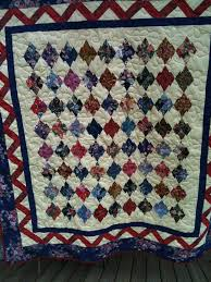 63 best Quilts - Card Tricks images on Pinterest | Patterns ... & Card Trick Quilt from