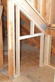 knee wall attic bedroom
