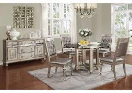 Martin s Furniture & Appliances Jackson MS Round Dining Table w