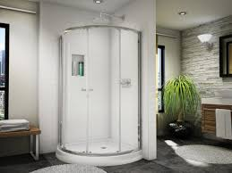 semi frameless shower doors. Semi-frameless Arc Sliding Door. High-resolution Photo Semi Frameless Shower Doors