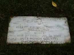 Harry Raleigh Shelton (1929-2001) - Find A Grave Memorial