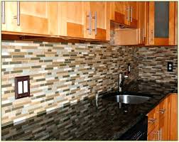 installing glass mosaic tile backsplash ideas