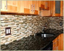 installing glass mosaic tile backsplash ideas