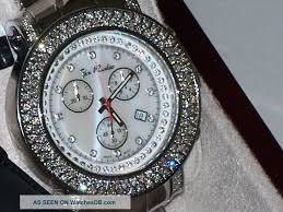 real diamond watches for men authentic mens jojo joe rodeo real diamond watches for men authentic mens jojo joe rodeo junior 4 75ct