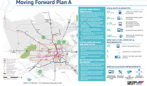 Houston Proposed Light Rail Map Houston Transit Agency Considers Bus Rapid Transit Light