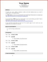 Beautiful Address On Resume Formal Letter