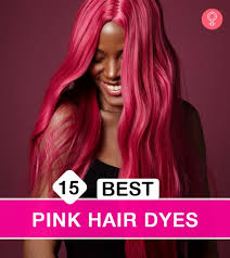 15 best pink hair dyes to use at home