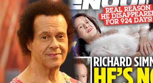 richard simmons woman. richard simmons woman \u2026 says caitlyn jenner convinced him o