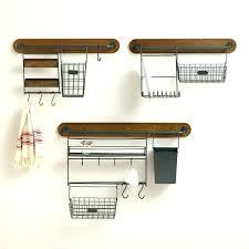 kitchen utensil rack wall mount india