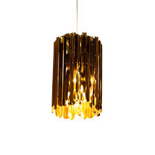 innermost facet mini pendant light by tom kirk