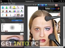 eye makeup editor