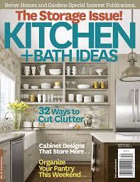 KitchenBath Ideas Magazine To Unveil  Most Innovative Products - Innovative kitchen and bath