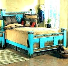 diy rustic king size bed frame – fudgy.info