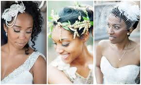 2017 Wedding Hairstyles For Black African American Women Youtube