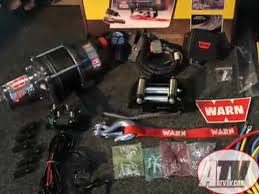 atv television product review warn xt winch kit atv television product review warn xt 30 winch kit