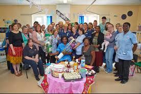 2015 heart of england nhs foundation trust icilda samuels bidding farewell