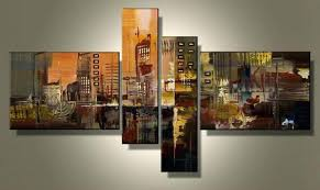 panel wall art hand painted 4 piece wall art multi panel canvas oil painting huge canvas on multi panel wall art uk with panel wall art hand painted 4 piece wall art multi panel canvas oil