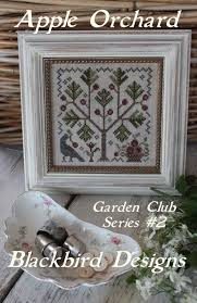 Blackbird Designs Cross Stitch Charts Blackbird Designs Cross Stitch Pattern 5 Customer Reviews