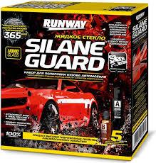 Жидкое стекло <b>Runway</b> Silane Guard, RW6000, черный — купить ...