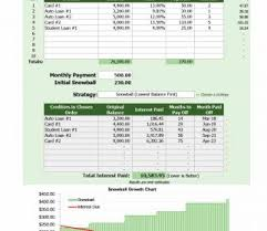 Credit Card Spreadsheet Template Credit Card Payoff Spreadsheet Debt Reduction Calculator Excel