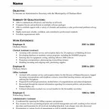 Medical Secretary Resume Medical Secretary Resume Template Fred Resumes 11