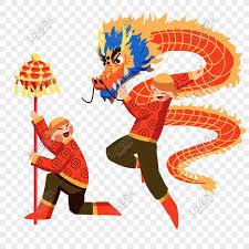 Halim prayoga adalah salah satunya. Ilustrasi Karakter Tarian Naga Tahun Baru Yang Digambar Tangan Png Grafik Gambar Unduh Gratis Lovepik