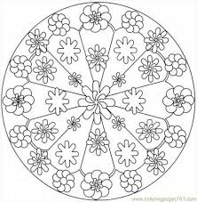 Small Picture Kaleidoscope Coloring Pages 25411 Bestofcoloringcom