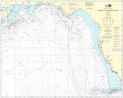 Nos 11006 Gulf Coast Key West To Miss River