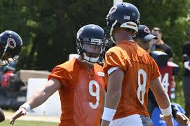 Chicago Bears Depth Chart 2017 Chicago Bears 2017 Position Battles Who Will Be The Third