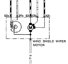 wiring wiper motor from scratch help rennlist discussion forums attached images