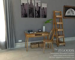 modern design furniture. Konsep-gambar-mebel-retro-minimalis-modern-desk-chair-rack-3d-cad-design- Furniture-jepara-goods-woodworking Modern Design Furniture R