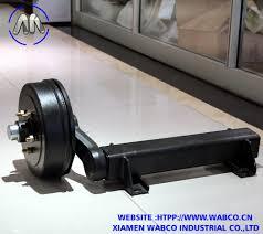 torsion half axle. half axle torsion for trailer