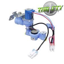 refrigerator valve. aju72992601 lg refrigerator water valve replacement