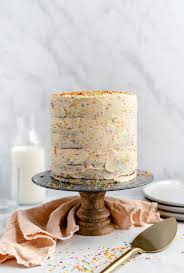 If you want something more healthy—and original—for your baby's first birthday, skip the traditional cake! Healthy Birthday Cake Gluten Free Ambitious Kitchen