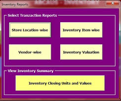 inventory software in excel abcaus excel inventory template and tracker download