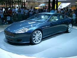 Aston Martin Rapide Wikipedia