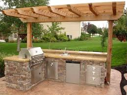 Phenomenal Design Ideas Outdoor Kitchen Simple Outdoor Kitchen Small Outdoor  Kitchens.jpg