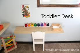 montessori toddler bedroom